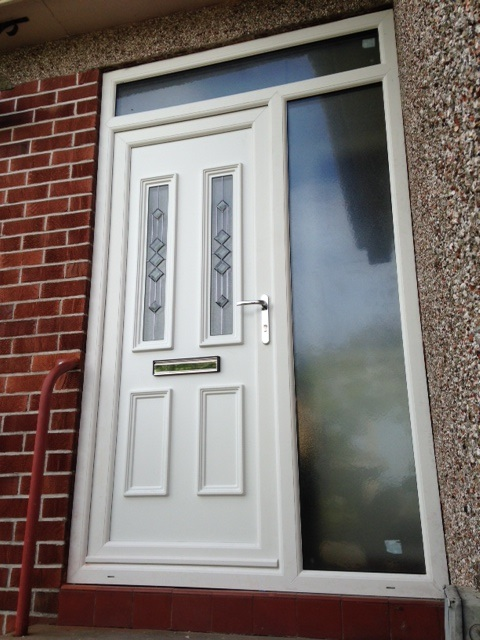 Apex Glass and Glazing Dundee supply and install state of the art composite doors. & uPVC Doors - Apex Glass and Glazing