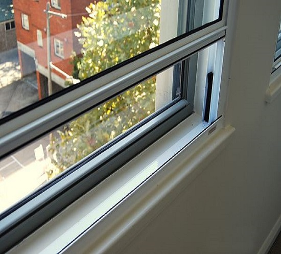 Apex Glass and Glazing Secondary Glazing Vertical Slider