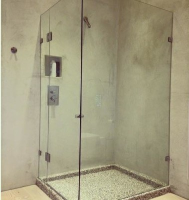 shower screen pic
